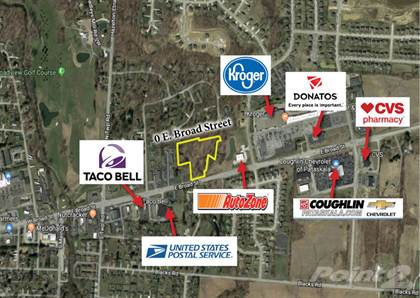Commercial for sale in 0 E Broad Street, Pataskala, OH, 43062