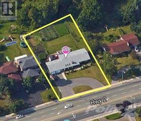 Land for sale in 1592 HIGHWAY 2, Clarington, Ontario