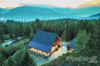 Single Family for sale in 156 E Lakeview Arrowcreek Road , Creston, British Columbia