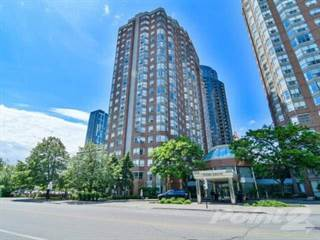 Condo for sale in 335 Webb Dr, Mississauga, Ontario