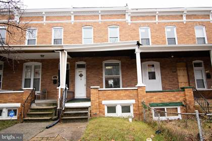 Residential Property for sale in 1713 E 30TH STREET, Baltimore City, MD, 21218