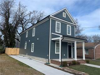 Single Family for sale in 1426 W 41st Street, Norfolk, VA, 23508