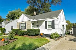 Single Family for sale in 23100 Majestic Street, Oak Park, MI, 48237