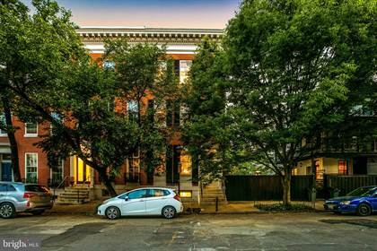 Residential Property for sale in 1320 BOLTON STREET, Baltimore City, MD, 21217