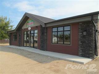 Comm/Ind for sale in 1605 - 1617 8th AVENUE, Humboldt, Saskatchewan