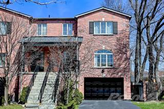 Townhouse for sale in 2 Redcar Avenue 1, Toronto, Ontario
