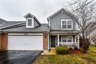 Duplex for sale in 21466 CARLTON Street, Crest Hill, IL, 60403