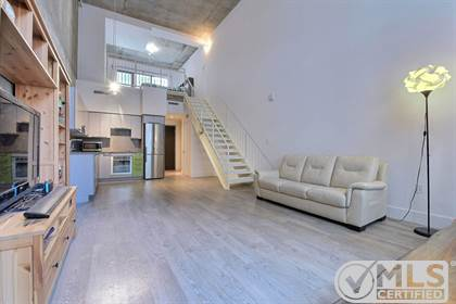 Residential Property for sale in 405 Rue de la Concorde 503, Montreal, Quebec