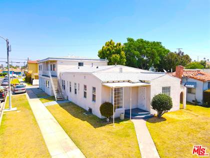 Multifamily for sale in 1057 W 84Th St, Los Angeles, CA, 90044