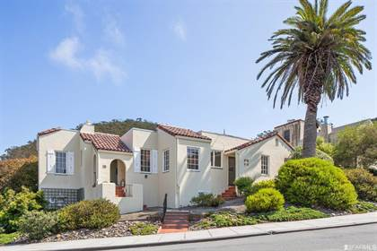Residential Property for sale in 25 Miraloma Drive, San Francisco, CA, 94127