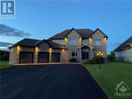Single Family for rent in 458 LOCKMASTER CRESCENT, Manotick, Ontario, K4M1L9