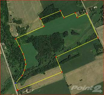 Farm And Agriculture for sale in 41st Line, Zorra, Ontario