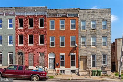 Residential Property for sale in 505 N ARLINGTON AVENUE, Baltimore City, MD, 21223