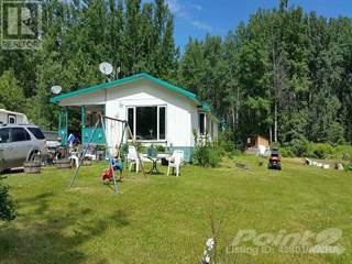 Single Family for sale in 83070A TOWNSHIP RD 612, Slave Lake Region, Alberta