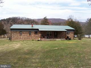 Single Family for sale in 5255 SOUTH MILL CREEK ROAD, Upper Tract, WV, 26847