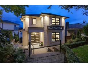 Single Family for sale in 3798 PUGET DRIVE, Vancouver, British Columbia, V6L2V1