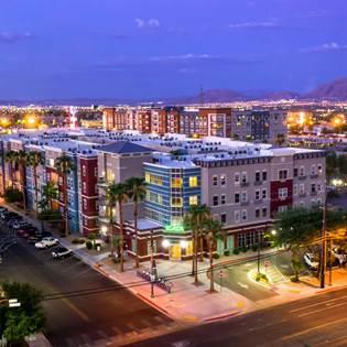 Apartment for rent in 811 E. Bridger Ave., Las Vegas, NV, 89101