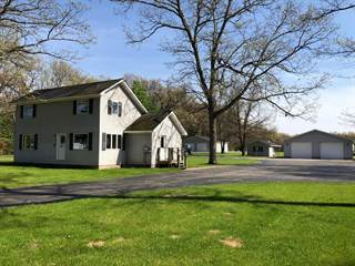 Single Family for sale in 14481 Coates Highway, Brethren, MI, 49619