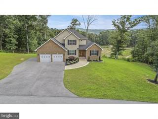 Single Family for sale in 1545 N LAKEWOOD DRIVE, Ridgeley, WV, 26753
