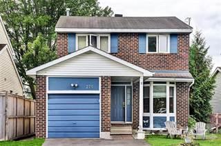 Residential Property for sale in 276 Turnstone Court, Ottawa, Ontario, K1E 2V2