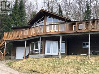 Single Family for sale in 2291 PICKEREL AND JACK LAKE ROAD, Armour, Ontario