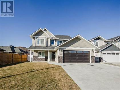Single Family for sale in 2143 DOUBLETREE CRES, Kamloops, British Columbia, V2B0G8