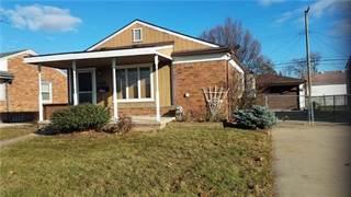 Single Family for sale in 28750 HOLLYWOOD Street, Roseville, MI, 48066