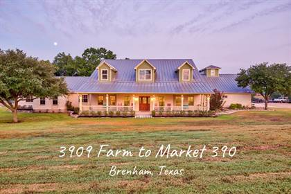 Farm And Agriculture for sale in 3909 Farm To Market Road 390 N, Brenham, TX, 77833