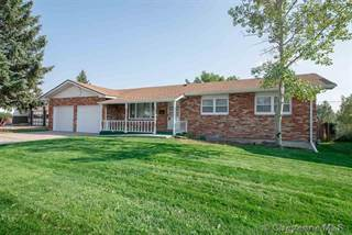Single Family for sale in 737 MELTON ST, Cheyenne, WY, 82009