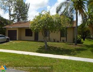 Single Family for sale in 9300 Andora Dr, Miramar, FL, 33025