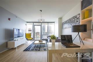 Apartment for rent in Coast at Lakeshore East - 2 Bed River View: C, Chicago, IL, 60601