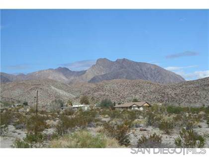Lots And Land for sale in 31 Country Club Road 31, Borrego Springs, CA, 92004