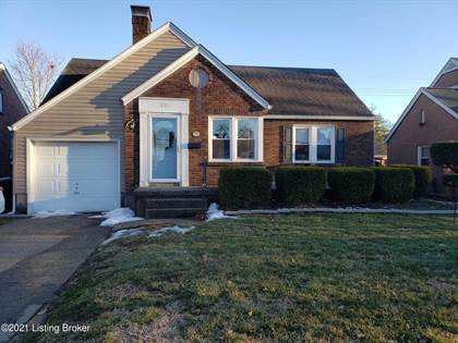 Residential Property for sale in 1010 Greenleaf Rd, Louisville, KY, 40213