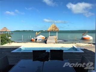 Residential Property for sale in Newly constructed 2 bed 2 bath luxury island villa with tropical sunset infinity pool, Ambergris Caye, Belize