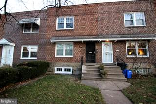 Townhouse for sale in 356 E MONTANA STREET, Philadelphia, PA, 19119