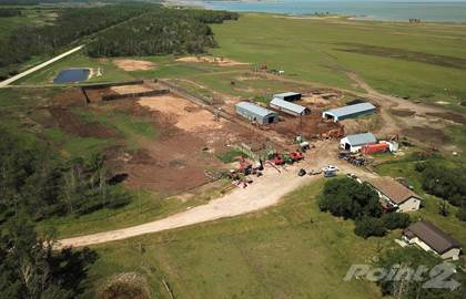 Farm And Agriculture for sale in 12,000+ Acre Lakeside Cattle Ranch - Reykjavik, MB. (Ste Rose du Lac area), Alonsa, Manitoba