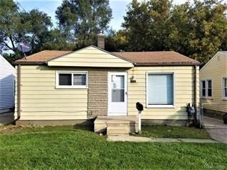 Single Family for sale in 11237 HUDSON Avenue, Warren, MI, 48089