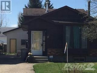 Single Family for sale in 22 GRAHAM ROAD, Whitecourt, Alberta