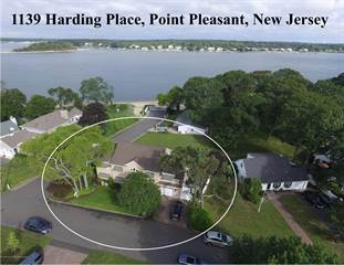 Single Family for sale in 1139 Harding Place, Point Pleasant, NJ, 08742