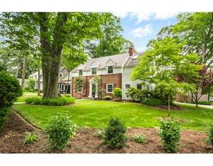 Single Family for sale in 61 Dedham St, Newton, MA, 02461