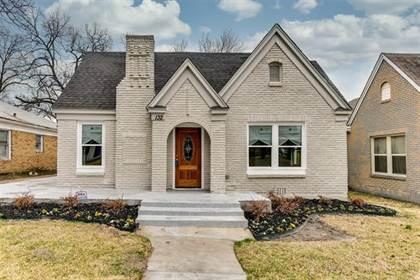 Residential for sale in 132 W Woodin Boulevard, Dallas, TX, 75224