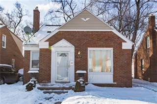 Single Family for sale in 19477 PREST Street, Detroit, MI, 48235