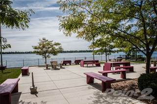 Apartment for rent in 8330 On the River - 1 BR w/balcony, Detroit, MI, 48214