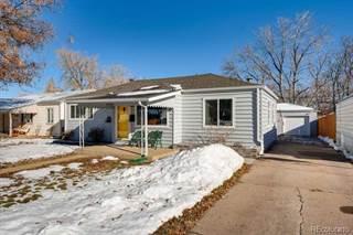 Single Family for sale in 1990 S Irving Street, Denver, CO, 80219