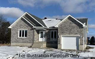 Residential Property for sale in 890 Colette Street - New Built, Bourget, Ontario, K0A 1E0