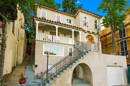 Multifamily for sale in 2321 Lake View Avenue, Los Angeles, CA, 90039