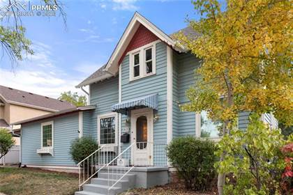 Residential Property for sale in 917 E San Miguel Street, Colorado Springs, CO, 80903