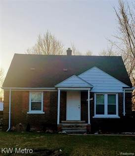 Residential Property for sale in 12726 RIAD Street, Detroit, MI, 48224