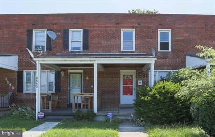 Residential Property for rent in 4541 LANIER AVENUE, Baltimore City, MD, 21215