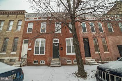 Residential Property for sale in 2216 JEFFERSON STREET, Baltimore City, MD, 21205